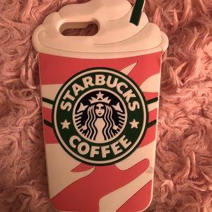Starbucks frappacino Case